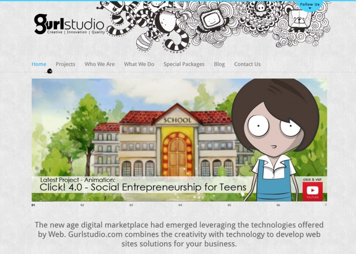 Gurlstudio – Creative | Innovation | Quality