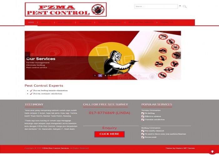 FZMA Pest Control Services