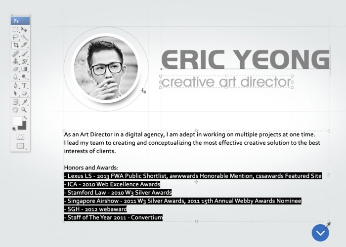Emagination – Creative Personal Portfolio