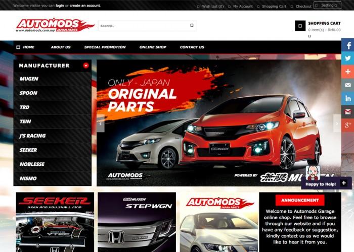 Automods Garage