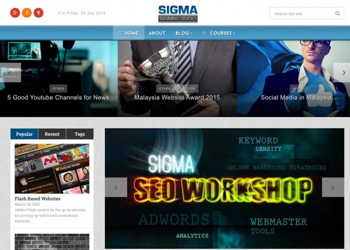 SIGMA Training Studio