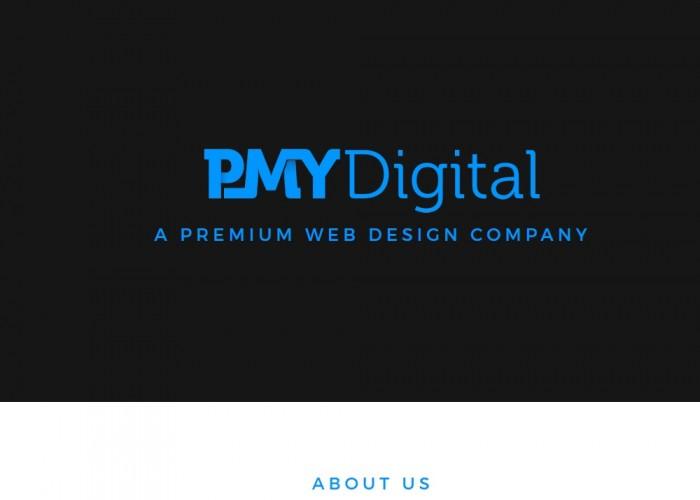 A Premium Web Design Company