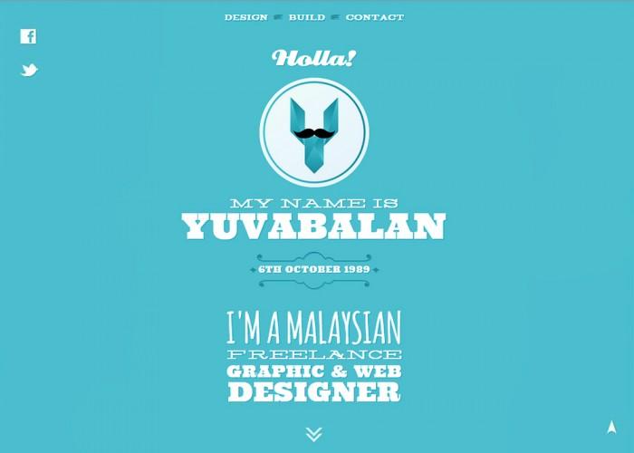 Portfolio of Yuvabalan – Graphic & Web Designer
