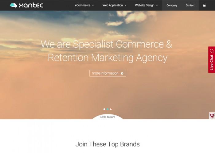 XANTEC.my – Web Design Company