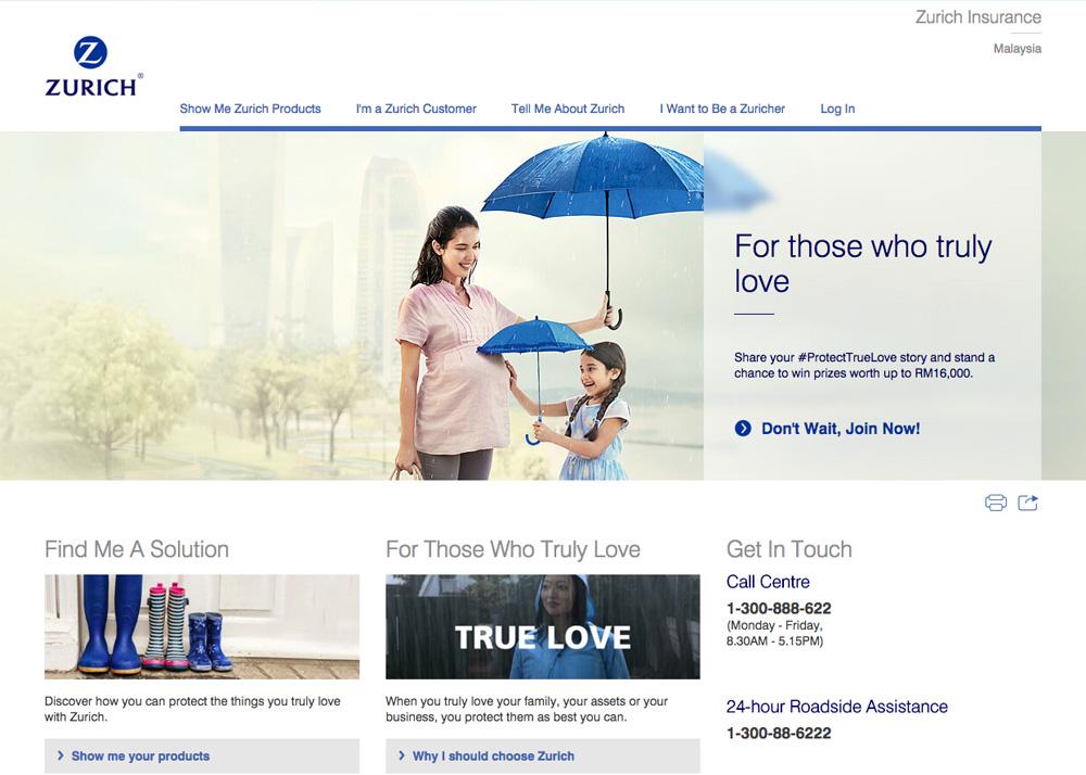 Insurance Zurich Malaysia