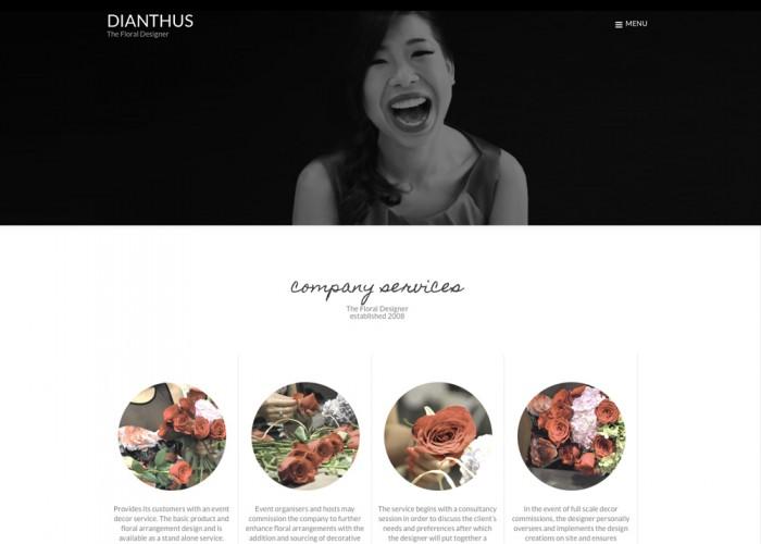 Dianthus, The Floral Designer