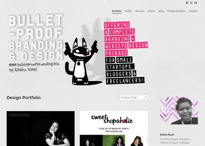 Bulletproof Branding & Design