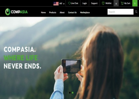 CompAsia-website