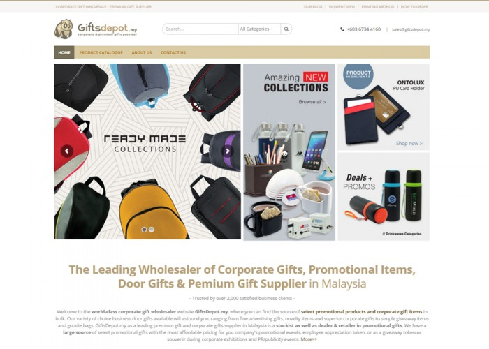 Wholesaler of Corporate Gifts – Premium Gift Supplier In Malaysia