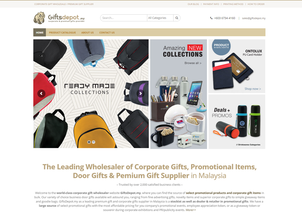 Premium Corporate Gifts: Wholesaler Of Corporate Gifts