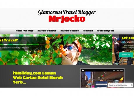Glamourous Traveller
