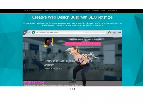 Artacom Marketing – Creative Web Design Build with SEO optimize