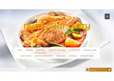 nyor nyar curry