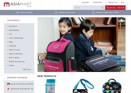 asiamart-e-commerce
