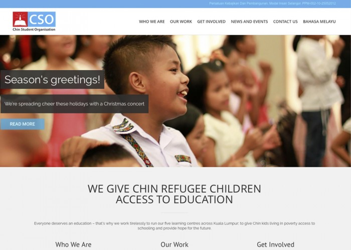 Chin Student Organisation Malaysia