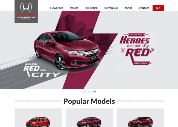 Honda Tiong Nam Motor