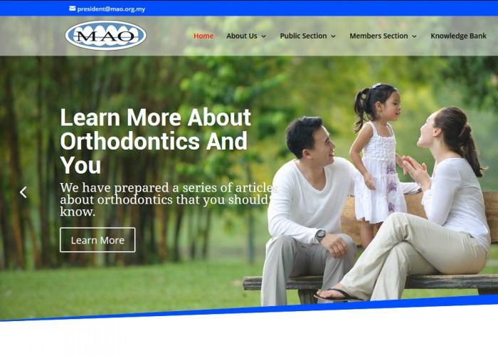 Malaysian Association of Orthodontics