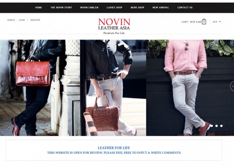 novin-leather