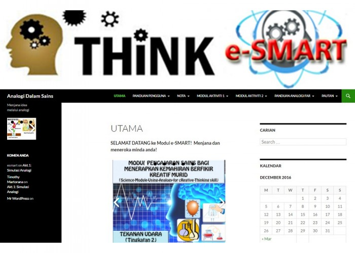 Think e-SMART with Analogy