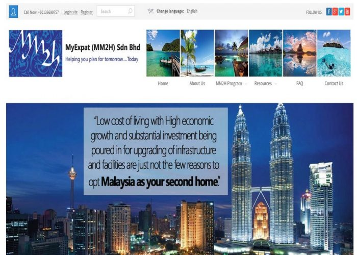 Malaysia My Second Home