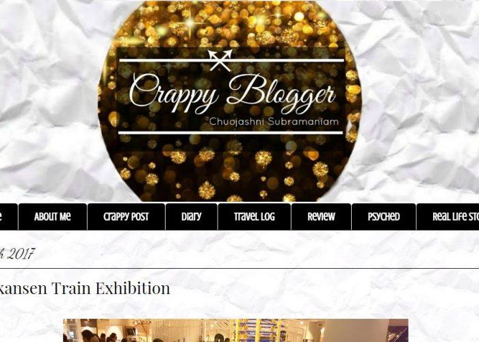 Crappy Blogger