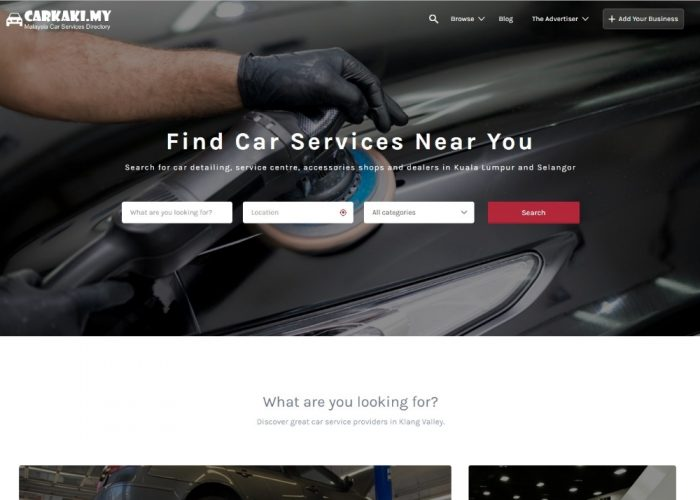 Malaysia Car Services Directory