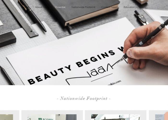 Naam – Refining Beauty