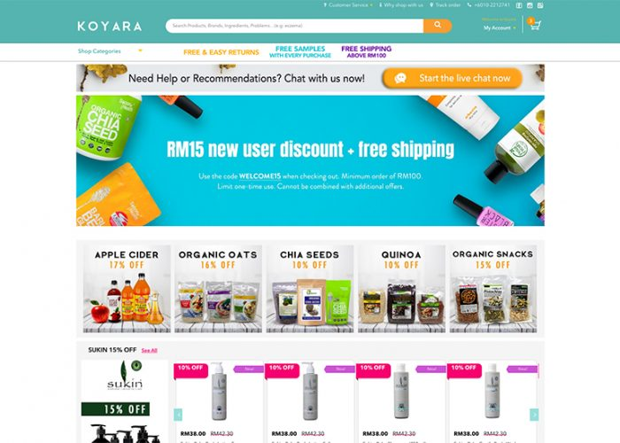 Koyara.com – Health at Your Doorstep