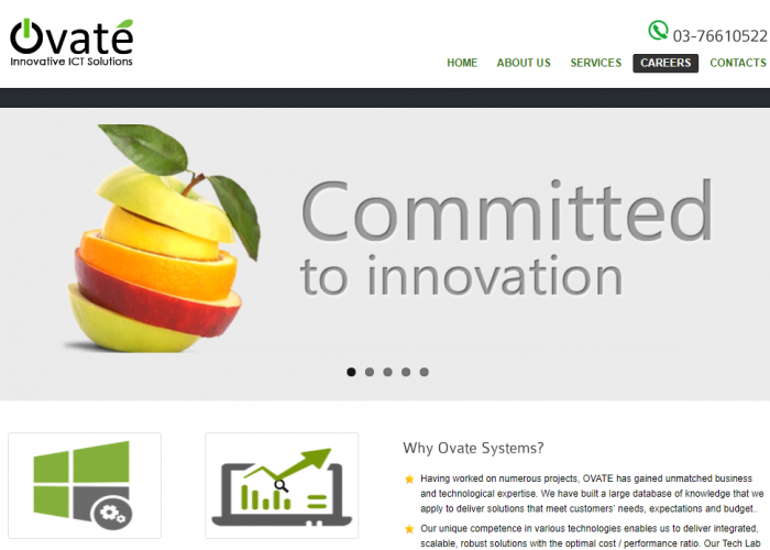 Ovate Systems