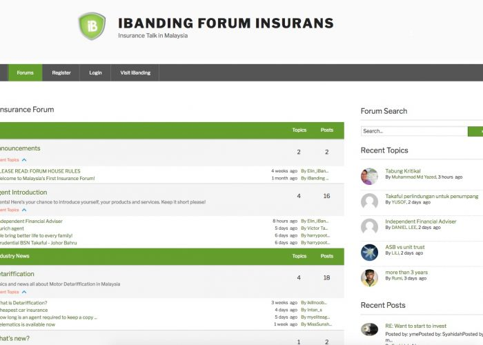 Malaysian Insurance Forum