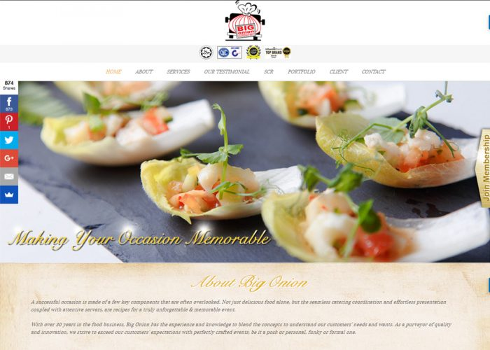 #1 Food Catering Services in Kuala Lumpur – Big Onion Caterer