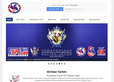 Portal Komuniti Satu Johor