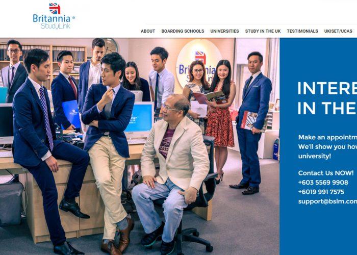 Britannia StudyLink Malaysia
