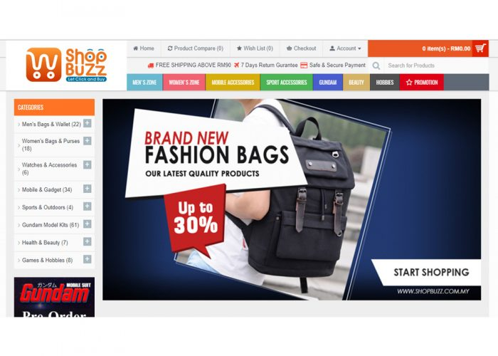 ShopBuzz Enterprise