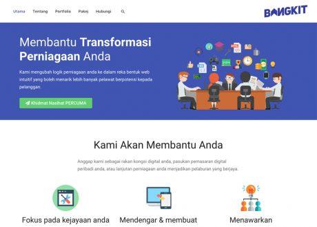 Bangkit Technology – Website Design Penang & Kedah