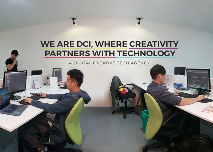 DCI Digital Creative Tech Agency