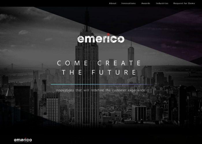 Emerico Corporate Website
