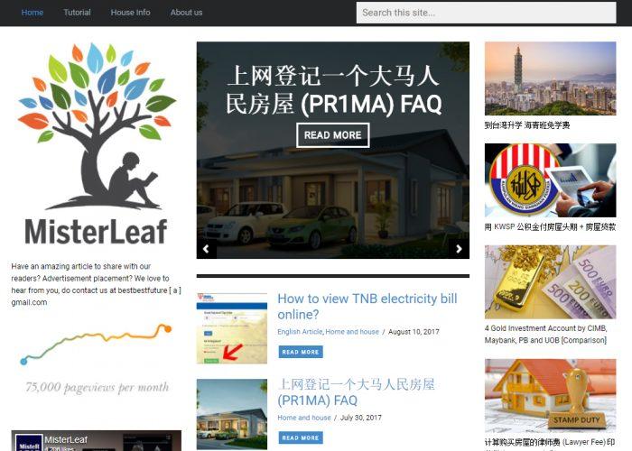 MisterLeaf.com