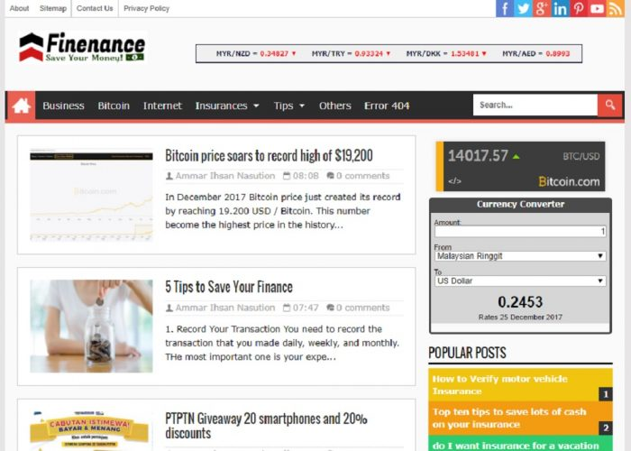 FINENANCE | Finance Tips for Better Life