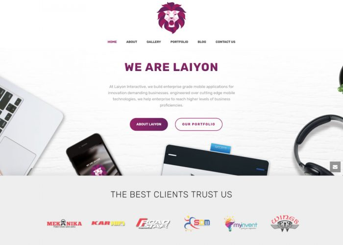 we are laiyon