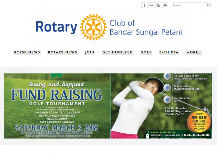 Rotary Club of Bandar Sungai Petani