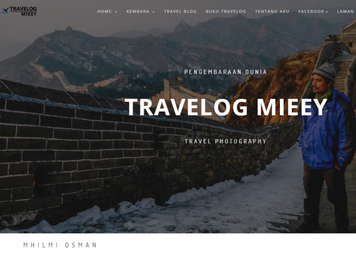 Travelog Mieey | Travel Photography & Writer