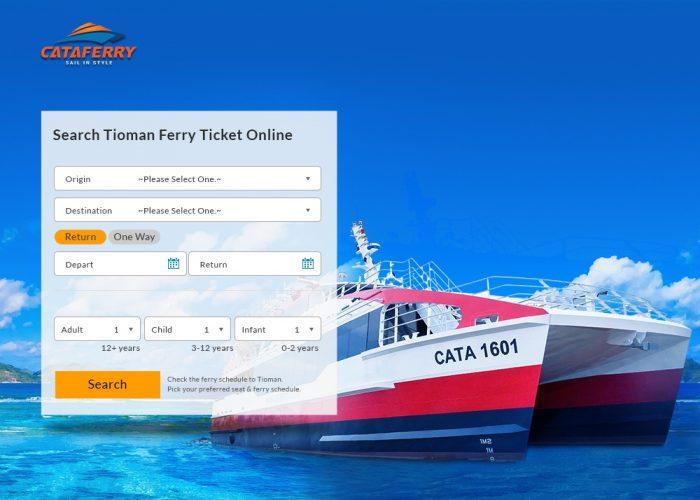 Cataferry – Online Tioman Ferry Ticket