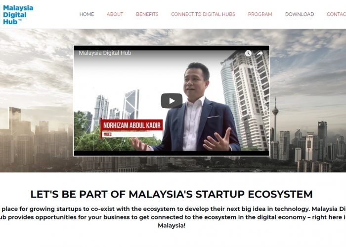 MALAYSIA'S STARTUP ECOSYSTEM