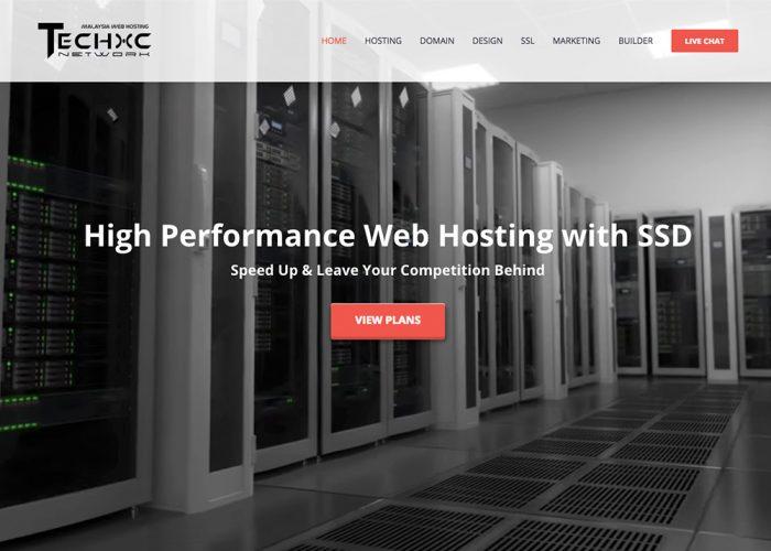 TECHXC NETWORK