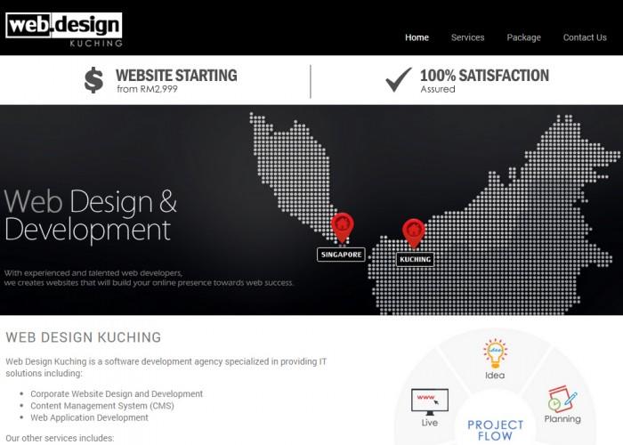 Web Design Kuching