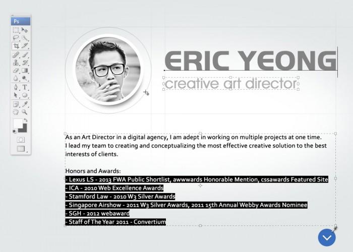 Emagination – Creative Personal Portfolio