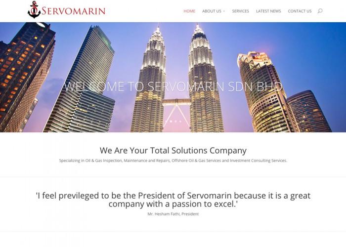 Servomarin Sdn Bhd