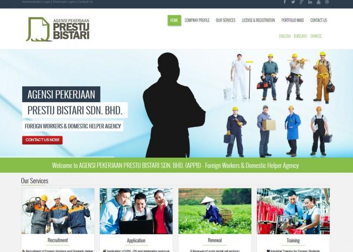 Agensi Pekerjaan Prestij Bistari Sdn. Bhd.