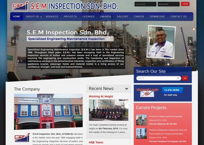S.E.M Inspection Sdn Bhd
